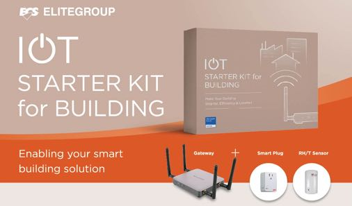ECS® Gateway Solutions for Internet of Things (loT)