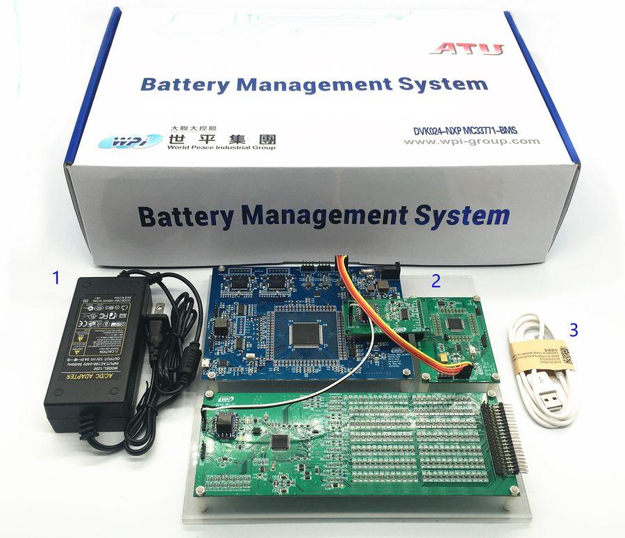 DVK024-NXP MC33771-BMS