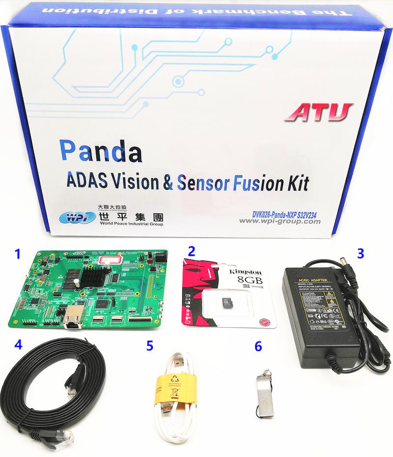 DVK026_PANDA-NXP S32V234