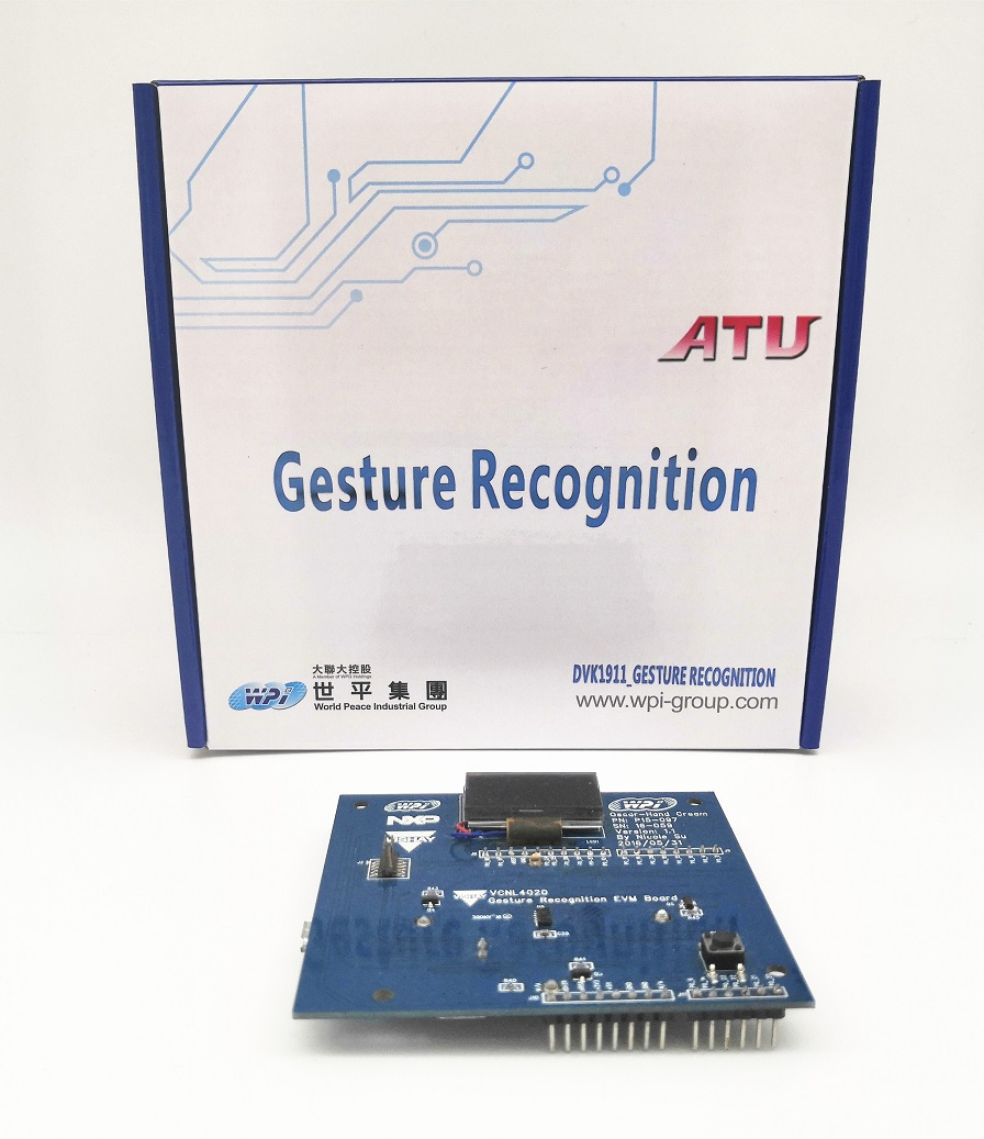DVK1911_GESTURE RECOGNITION