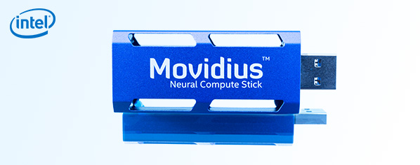 Brand : Movidius<br/>Partno : Movidius™ Neural Compute Stick